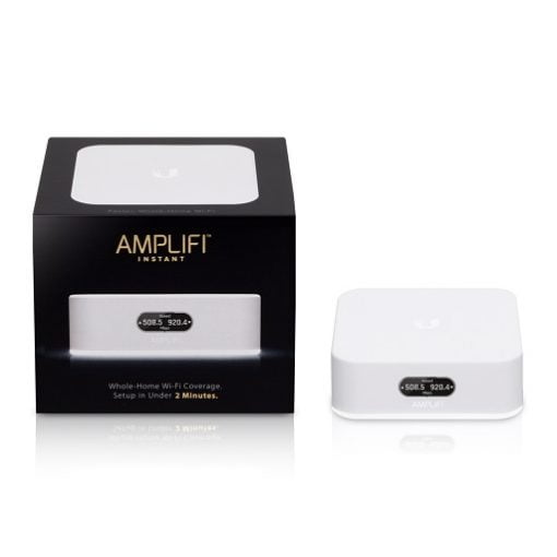 Ubiquiti-AFI-INS-R-AU-Ubiquiti Amplifi Instant AFI Home Wi-Fi Router - 802.11ac 867mbps - Includes 1x Mesh Router - LCD Interface - Free AmpliFi VPN