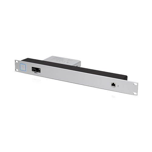 "Ubiquiti-CKG2-RM-Ubiquiti UCK Cloud Key Gen2 Rackmount Kit - Mount your CloudKey G2 or CloudKey G2 Plus into a 19"" rack with the Cloud Key G2 Rack Mount Accessory."