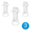 Ubiquiti-FlexHD-CM-3-Ubiquiti Unifi FlexHD Ceiling Mount 3 Pack