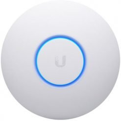 Ubiquiti-UAP-NANOHD-E-Ubiquiti Unifi Compact 802.11ac Wave2 MU-MIMO Enterprise Access Point (POE-NOT Included) - Upgrade from AC-PRO