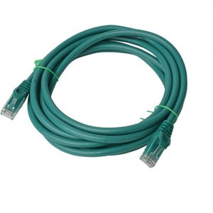 8ware-PL6A-3GRN-8Ware Cat6a UTP Ethernet Cable 3m Snagless Green