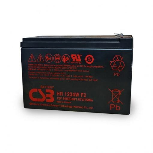 PowerShield-PSB12-9-PowerShield 12 Volt Replacement Battery - OEM Branding