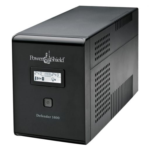 PowerShield-PSD1600-PowerShield Defender 1600VA / 960W Line Interactive UPS with AVR